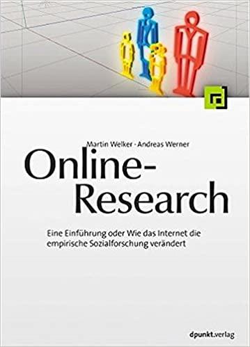 Welker Scholz Online-Research Buchcover